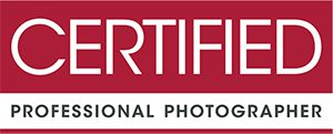 Certified Professional Photographer Badge